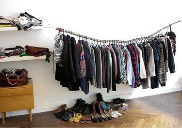 How To Make More Storage Space: Creative Closet Solutions